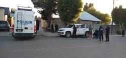 El vehículo sospechoso fue detenido en Gobernador Costa y hay un detenido