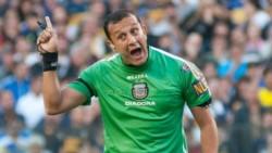 Herrera dirigió al líder River en 15 oportunidades, 6 victorias, 4 empates y 5 derrotas.