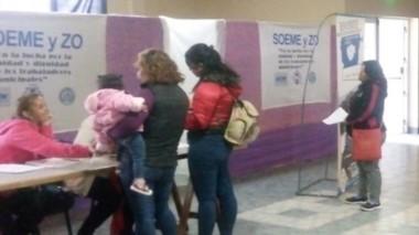 La Campaña de Atención Visual acerca el servicio de atención primaria a los afiliados del SOEME.