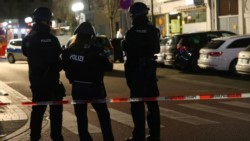 Tiroteo en Alemania deja al menos ocho víctimas fatales.