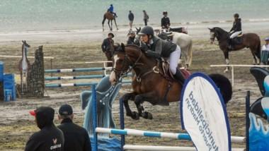 Se puso en marcha con la Copa de Campeones organizada por el Club de Equitación