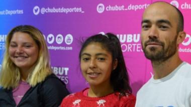 Maira Porman, Micaela Quiroga, y  Gastón Figueroa, participarán del Mundial de Canotaje en Noruega.