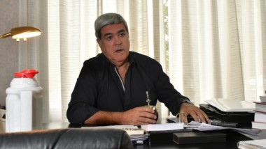 Jorge Miquelarena, procurador general de Chubut.