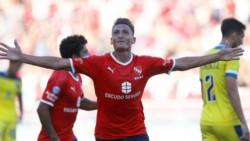 Independiente se floreó en el Libertadores de América y goleó a Rosario Central.