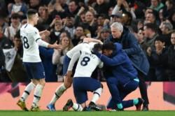 Tottenham sale ileso y se queda con los tres puntos en casa, ante un  City que es segundo pero se queda a 22 puntos del Liverpool.