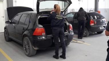 El automóvil VW Golf tenía irregularidades de una de sus autopartes.