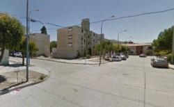 El hecho ocurrió en un departamento del barrio SUPE (foto ADNSur)
