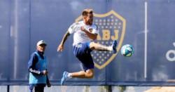 Buffarini se refirió a la definición de la Superliga y avisó que Boca dará lucha hasta el final. Además, el lateral habló de Russo, de Tevez y de las tres finales que quedan.