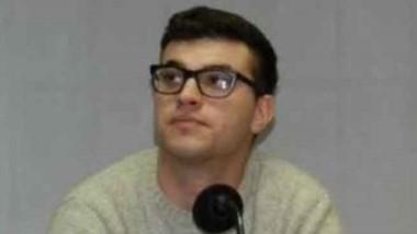 Maximiliano Larrabaster, el femicida condenado a prisión perpetua.