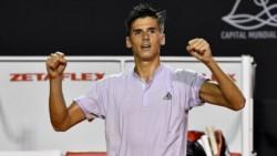 """""""¡Por favor, que nadie me despierte!"""": Federico Coria tras ganar su tercer partido ATP a los 27 años."""