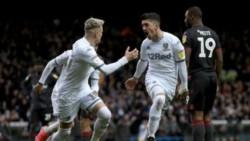 Triunfazo del Leeds United: superó por 1-0 a Reading y estiró a cinco puntos la ventaja sobre el tercero Fulham.