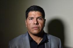 Cristian Ayala, secretario de Trabajo de Chubut.