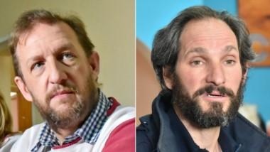 Santiago Goodman y Daniel Murphy, protagonistas de la interna sindical.