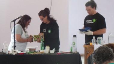 Largada. Las jornadas de Mamá Cultiva mostraron el interés por el cannabis medicinal