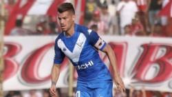 El mediocampista de Vélez será refuerzo del equipo de la MLS a partir del 5 de marzo, cuando finalice la Superliga.