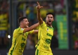Con dos goles de Lucero y un golazo de Mainero, Defensa y Justicia le ganó a Rosario Central y se metió en puestos de Copa Sudamericana.