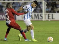 Leonardo Heredia marcó el gol del