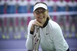 A los 32 años, Sharapova le pone punto final a su carrera, retirándose con 36 títulos WTA, 5 de Grand Slam y una medalla plateada en los JJOO de Londres 2012.