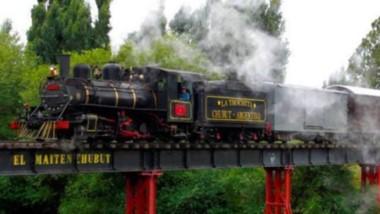 Una excelente temporada de verano a tenido  La Trochita. Sus viajes han sido a vagón completo.