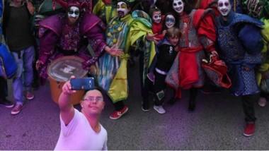 El carnaval, junto a otras actividades, generó atracción en la ciudad.