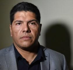 Secretario de Trabajo de Chubut,  Dr. Cristian Ayala