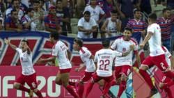 Independiente se quedaba afuera de la Copa Sudamericana, pero apareció Bustos y eliminó a Fortaleza en Brasil gracias al gol de visitante.