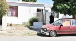 El homicidio ocurrió en el barrio San Martín de Trelew (imagen google maps)