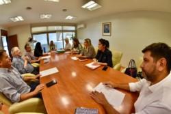 La comisión de receso de la Legislatura se reúne desde el mediodía