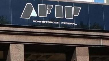 Agente recaudador. La compensación de crédito fiscal para las pymes se podría aplicar a través de la AFIP.