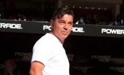 150 triunfos sumó Gallardo con la victoria ante Central Córdoba.