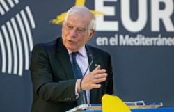 Joseph Borrell, muy diplomático, pero igualmente clarito. No es No.