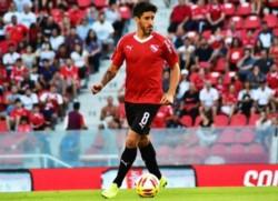 Pablo Pérez no va a seguir en Independiente, aunque lo más probable es que juege el domingo.