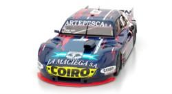 El diseño que lucirá el Chevrolet de Lucas Valle en el TC Mouras