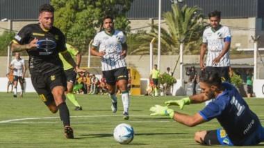 Deportivo Madryn igualó sin goles ante Villa Mitre el pasado lunes en condición de local.