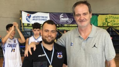 En una reunión en Chubut Deportes, se definireon los nuevos técnicos para los juegos Epade, Araucanía y Campeonatos Argentinos.