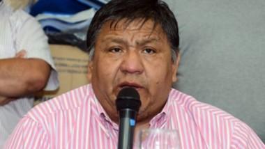 El líder petrolero también se refirió a la interna política en Chubut.