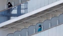 Sube a veinte el número de casos de coronavirus a bordo de un crucero en Japón.