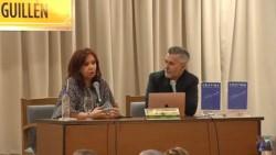"""Cristina Fernández presenta """"Sinceramente"""" en La Habana."""