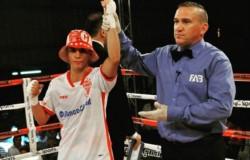 Con esta victoria, Agustín 'El Avión' Gauto quedó cerca de una pelea por título mundial.