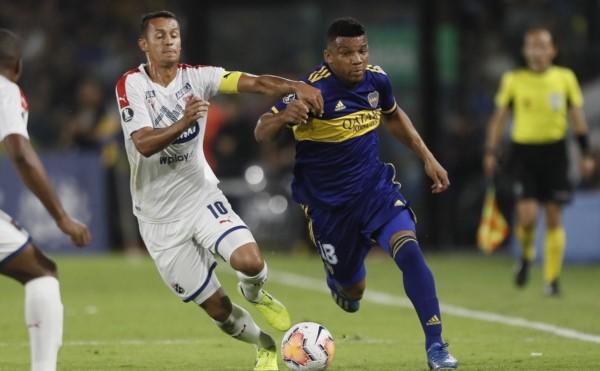 El Xeneize prolongó su gran momento y tras festejar el título en la Superliga consiguió la primera victoria en la Libertadores.