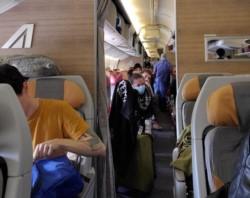 El coronavirus llegó a la Argentina en un vuelo de Alitalia.