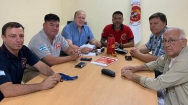 """Gastón Alcucero destacó la """"refundación"""" alcanzada en la federación en los últimos cuatro años."""