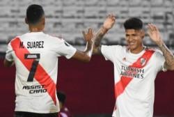Tras la victoria de San Pablo sobre Liga, River lidera la zona por mejor diferencia de gol.