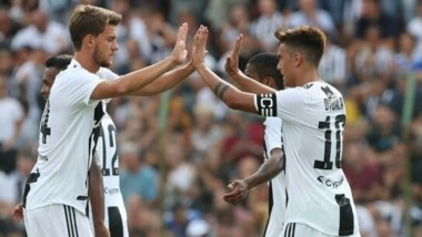 Daniele Rugani, compañero de Paulo Dybala en Juventus, dio positivo en el examen de Coronavirus.