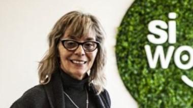 """La ingeniera Susana Lorusso de """"Si work"""" fue una de las disertantes."""