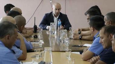 El ministro Massoni precisó que también habrá operativos en los ingresos por tierra a la provincia.