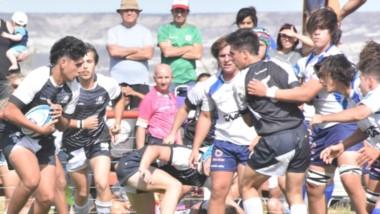 El seleccionado juvenil de la Unión de Rugby del Valle del Chubut perdió en la primera fecha con Sanjuanina y ayer no pudo jugar con Santiagueña.