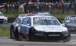 El piloto chubutense Lucas Valle forma parte de la categoría Top Race.