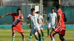 Deportivo Maipú rescató un agónico empate ante Desamparados y sigue en lo más alto.