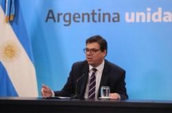 El Ministro de Trabajo, Claudio Moroni, anunció licencia de trabajos para embarazadas, empleados con afecciones crónicas y personas mayore.s a 60 años.